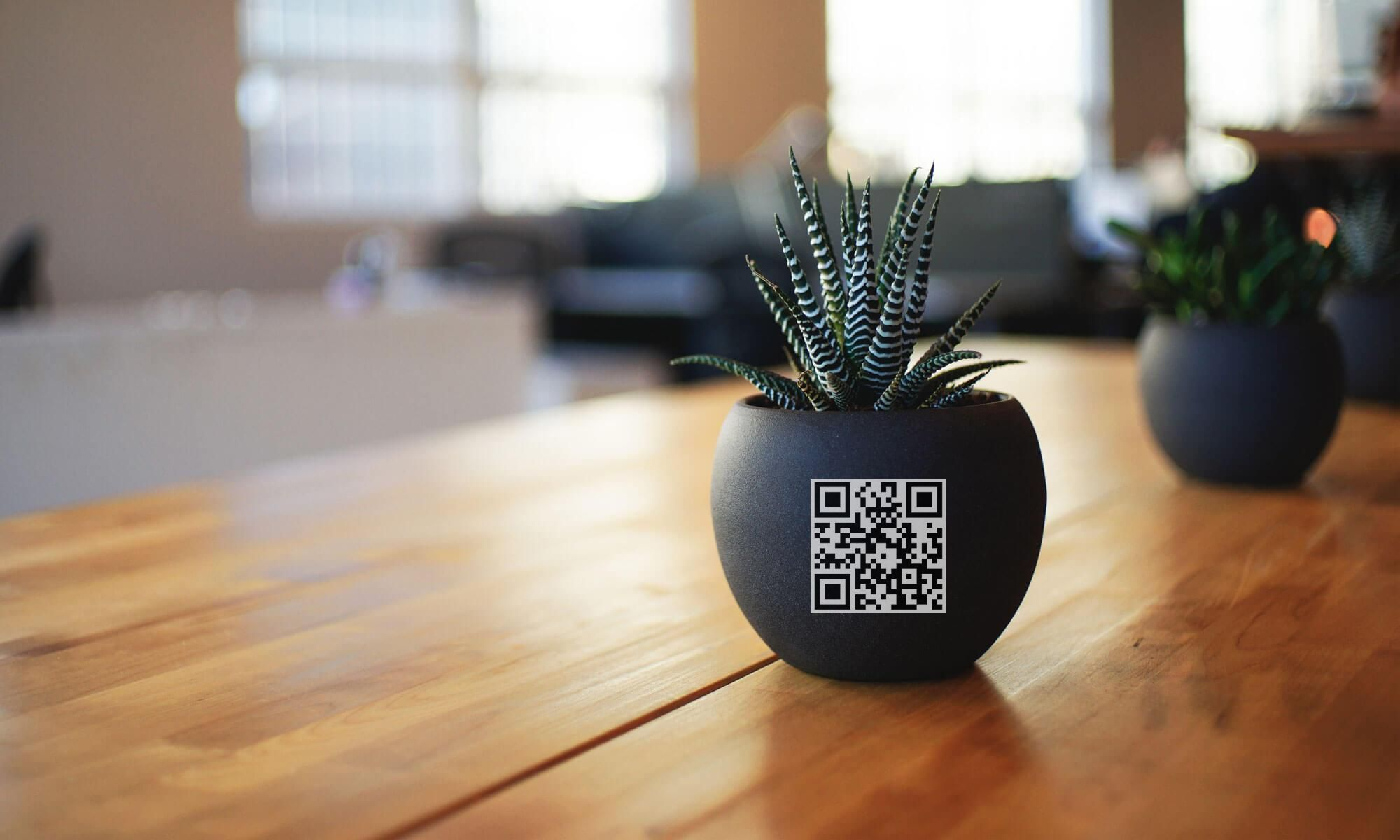 QR-Code for your business